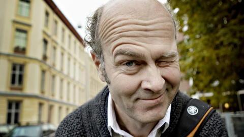 Celebert stjernelag: En begeistret Erik Poppe har samlet sammen et celebert stjernelag til sin nye film. Foto: Lars Eivind Bones / Dagbladet