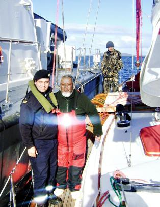 Newzealandske myndigheter var bekymret for�Berserks� passl�se �blindpassasjer�