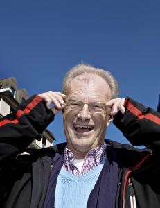 Einar Lunde (69) er turbopensjonist
