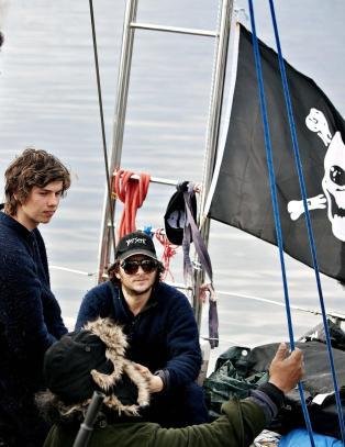 Den norske granskningen av �Berserk�-ekspedisjonen har nettopp startet