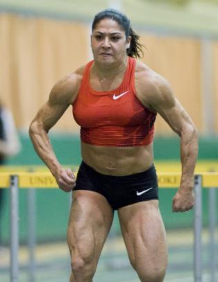 Tror muskelmammaen er sjanseløs på OL-gull