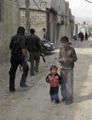 - Syrias opposisjon vil aldri beseire Assads h�r