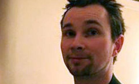 INVESTOR: Chris Martin Meyer (32) fra Samnanger i Hordaland investerte 5 000 euro i «Iron Sky». Foto: Privat