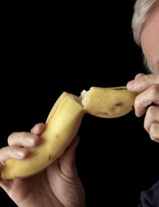- �Titanic� ble delt i to som en banan