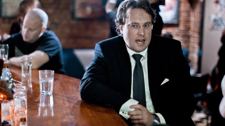 - FIRKANTET REGELVERK:  Jarle Andh�ys advokat, Nils J�rgen Vordahl, mener lovverket er firkantet og byr�kratisk. Foto: Krister S�rb� / SCANPIX