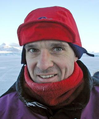 - POLITIETS SAK:  Direkt�r ved Norsk Polarinstitutt i Troms�, Jan-Gunnar Winther, �nsker ikke � kommentere advokatens utspill og sier at dersom de anmelder And�y vil politiet m�tte besvare sp�rsm�l. Foto: Privat