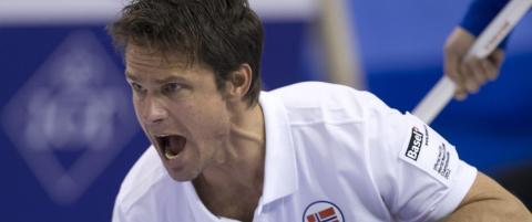 Ulsrud og gjengen klar for sluttspillet i curling-VM