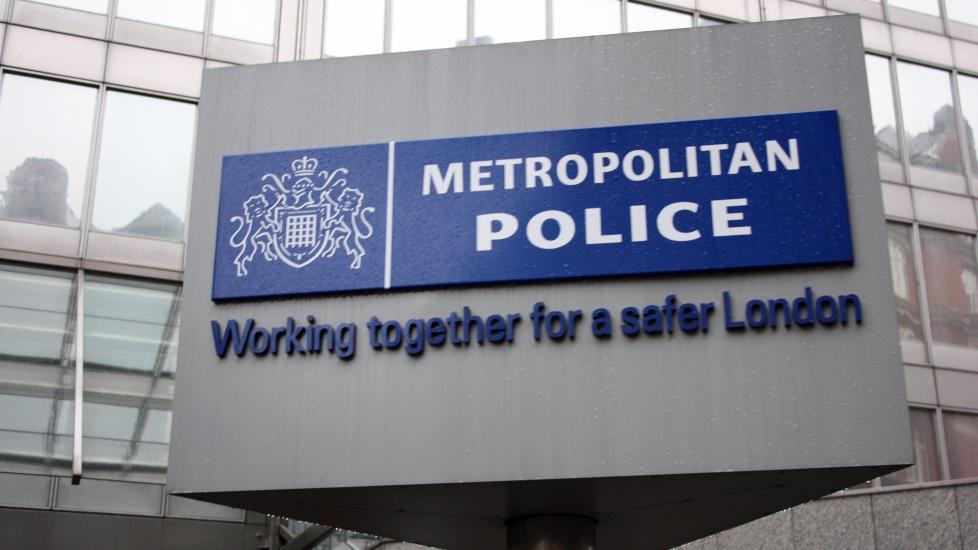 I S�KELYSET: London-politiet beskyldes for rasisme. Foto: EPA/LONDON METROPOLITAIN POLICE/NTB Scanpix