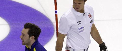 Norge tapte for Sverige i curling-VM