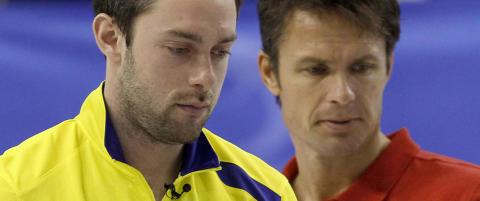 Svenskene sn�t Norge for VM-medalje i curling