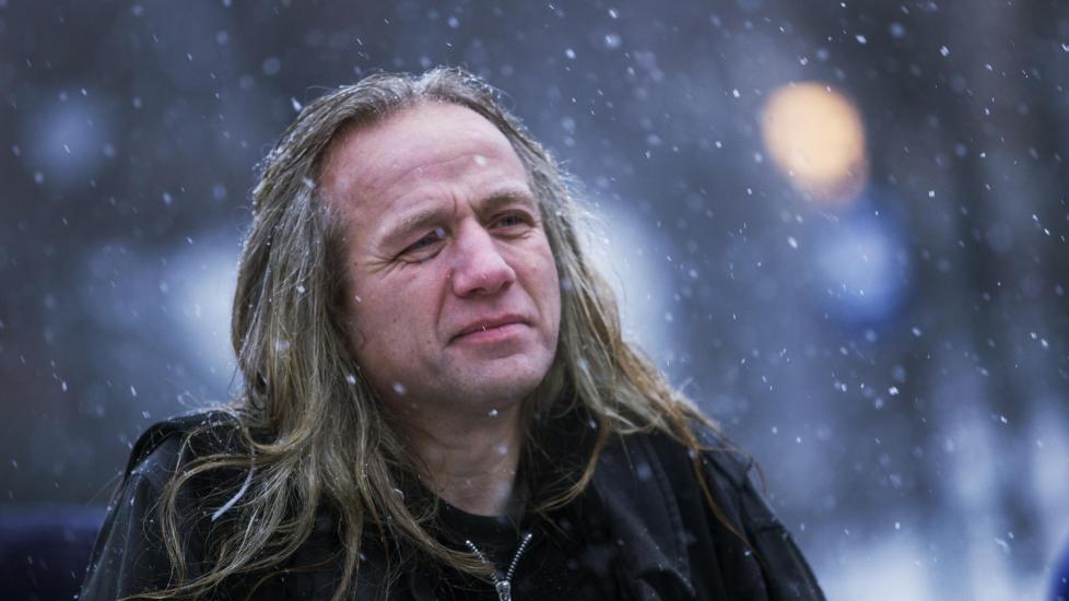 VIL IKKE: Stein Lillevolden fra Blitz-milj�et skriver i en kronikk at han ikke �nsker � vitne i rettssaken mot Anders Behring Breivik. Foto: Kyrre Lien / SCANPIX