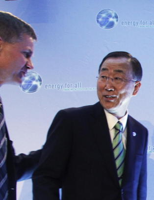 Nå vil han bli FN-ambassadør