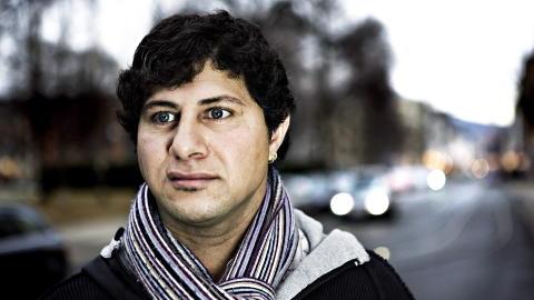 MODIG: For to år siden gikk Kaltham ut mot Islamsk råd som ikke ville ta avstand fra dødsstraff for homofili. Foto: Nina Hansen