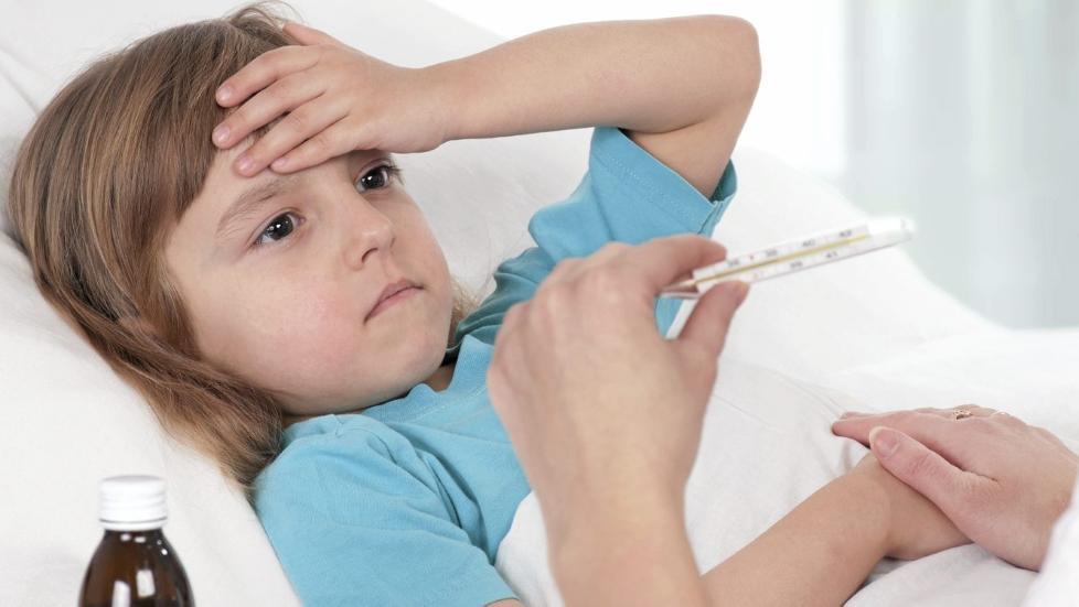 varför får man feber