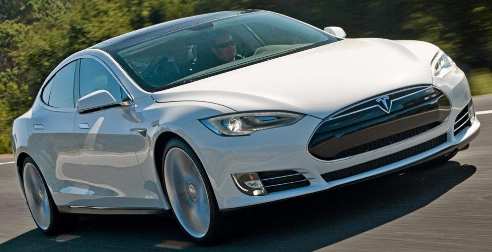 ETTERSP�RSEL: Norge er det nest st�rste markedet for Tesla Model S etter USA, if�lge Gr�nn Bil. FOTO: James Lipman