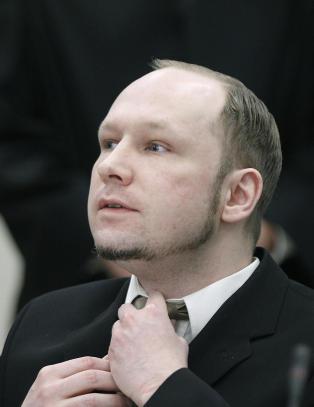Dette sa Breivik under utsp�rringen, del �n