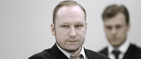 Dette sa Breivik under utsp�rringen i dag, del to