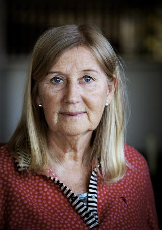 Mamma: - Einars venner har v�rt en fantastisk god hjelp det siste �ret, sier Mia Fossbakk.