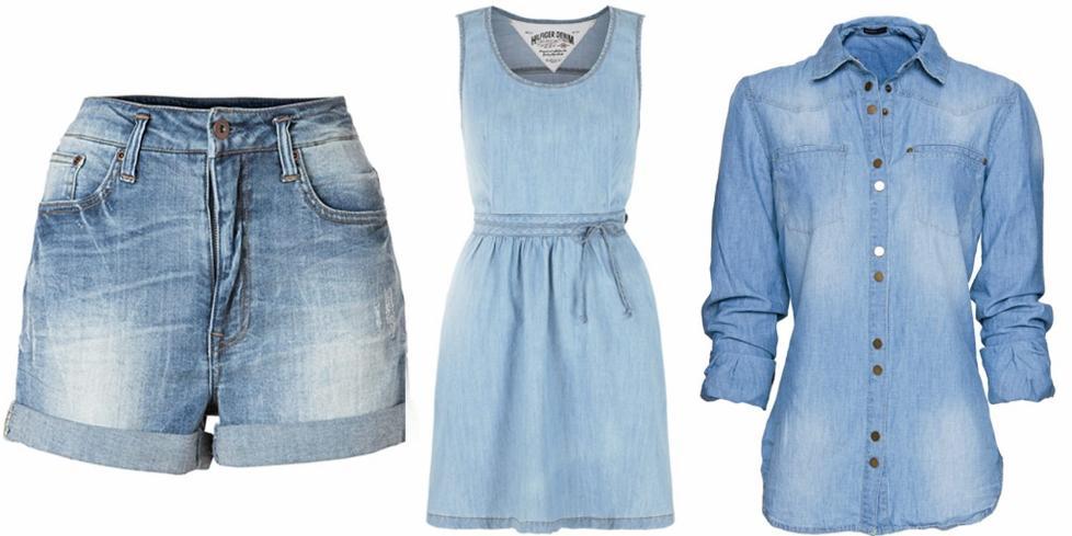 JEANS JEANS JEANS: Vi elsker jeans! Og n� kan vi kle oss i det fra topp til t�! Foto: Produsentene