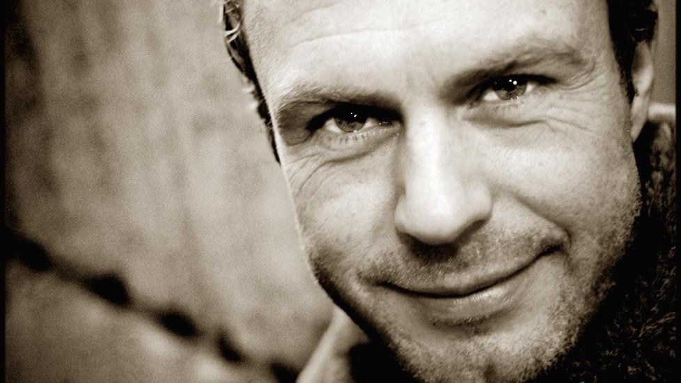 BALANSE:Skuespiller Geir Kvarme er en av flere kjendiser som har vært hos en sjaman. Foto: NTB Scanpix.