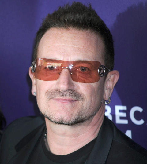YOU TOO?: �jadda. U2-frontmann Bono er ogs� medeier i The Spotted Pig. Foto: Stella Pictures
