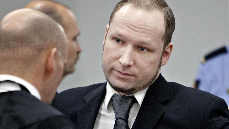 I OSLO TINGHUS:  Den 16. april startet rettssaken mot Anders Behring Breivik i Oslo tinghus. Bare  deler av den blir kringkastet. Foto: Torbj�rn Gr�nning / Dagbladet
