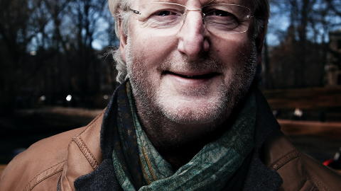 I TV3:  Eyvind Hellstrøm skal fortsette å svinge kokkekniven på TV3. Foto: Lars Myhren Holand
