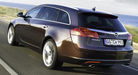 MINDRE FORN�YDE: Opel-eierne er blant de minst lojale. Ikke er de spesielt forn�yde med bilene heller. Foto:weigl.biz
