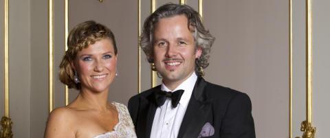 Prinsesse M�rtha Louise og Ari flytter til London