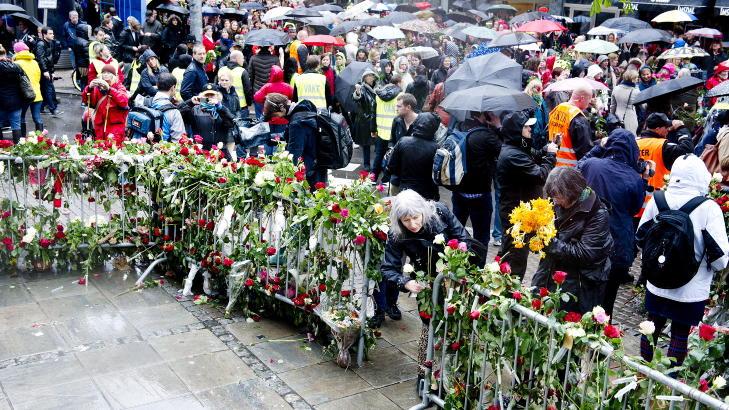Imponerer verden: Rosetoget i Oslo i g�r har imponert mennesker over hele verden. Foto: John T. Pedersen / Dagbladet