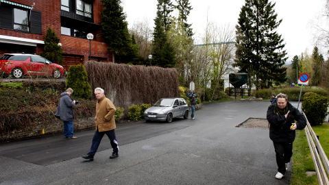 POLSK STATSBORGER: Mannen som ble funnet drept i en bil p� Montebello er en polsk statsborger bosatt i Aurskog-H�land p� Romerike, opplyser politiet. Foto: Thomas Haugersveen / Dagbladet