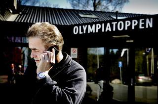 GENUINT FLOTT FYR: Sv�mmepresident Per Rune Eknes husker Dale Oen som en engasjert og genuint flott fyr. Foto: John T. Pedersen / Dagbladet