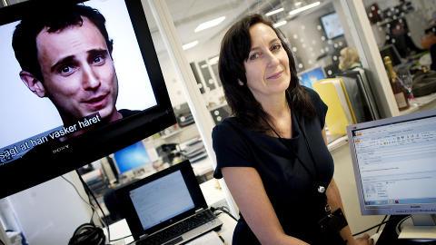 NY PROGRAMDIREKT�R:  �se Marie Bendiksen er ny programdirekt�r i TV3 og Viasat4, og skal fors�ke � snu den d�rlige seertalltrenden for kanalen. Foto: Tomm W. Christiansen/Dagbladet