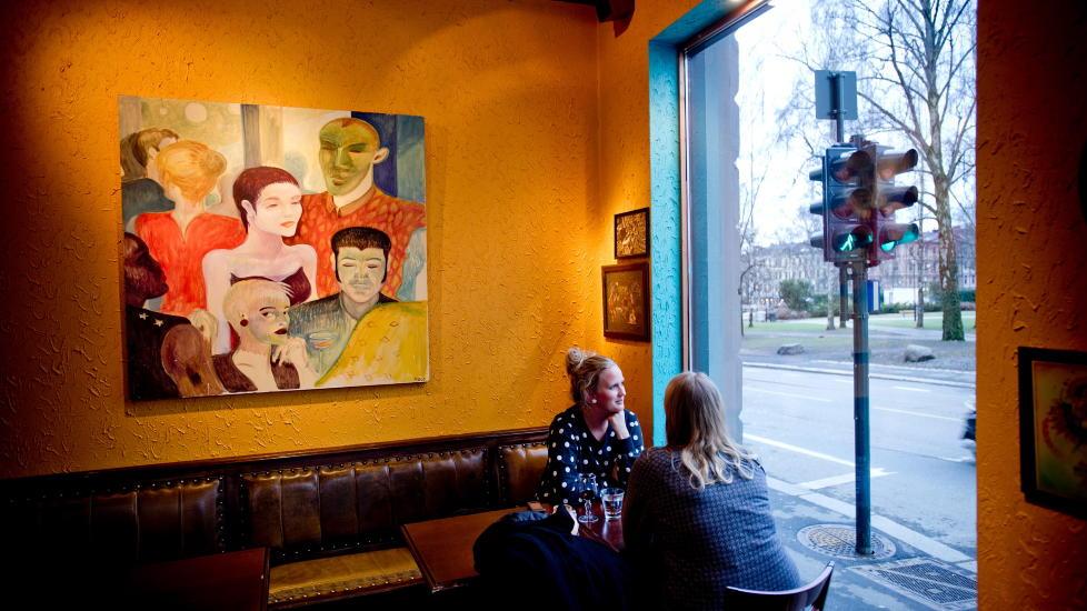 F�rra tel Mexico: Habanero serverer ikke gourmetmat, men restauranten p� Gr�nerl�kka er sv�rt popul�r. Og servicen er up�klagelig.  Foto: Thomas Rasmus Skaug / Dagbladet