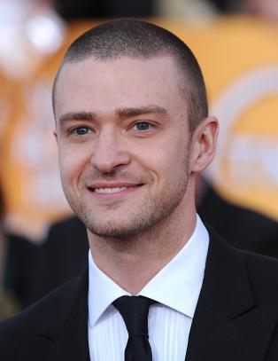 Derfor foretrekker Justin Timberlake � v�re skallet