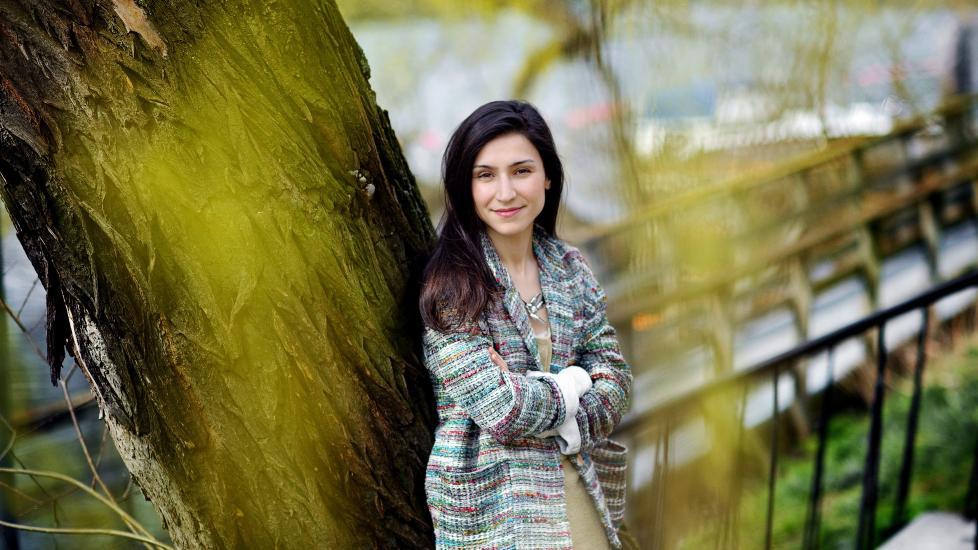 TRALALALEH: Laleh har ligget p� topp av singellista i Norge de siste seks ukene. Til sommeren kommer hun over grensa for � spille flere konserter, blant annet p� Norwegian Wood.  Foto: Jens L'Estrade/NTB Scanpix