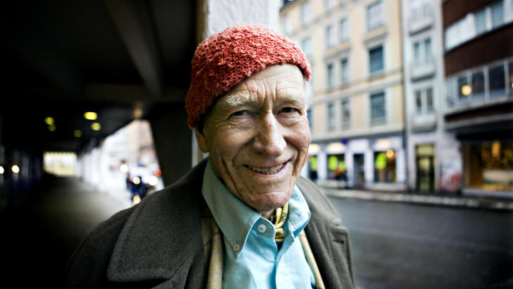 Olav Thon. Foto: Nina Hansen