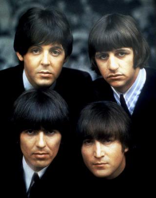 IKKE BILLIGE: Originalmusikk av Beatles koster. Men i sekstitallsserien Mad Men var Liverpool-gruppa uunng�elige. Foto: Scanpix/REUTERS