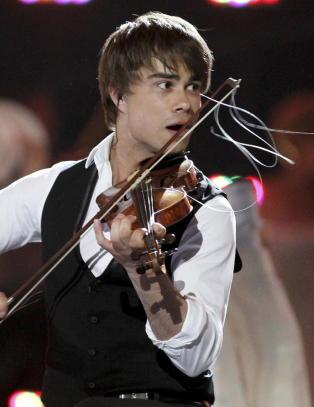 Alexander Rybak til Eurovision-semifinalen