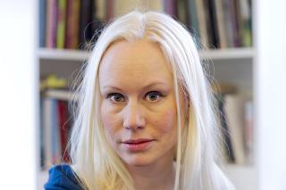 Susanna K. Wallumr�d  Foto: H�kon Mosvold Larsen / Scanpix
