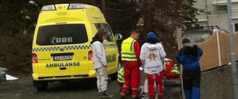 Troms�-russ sl�tt ned av VIF-casuals