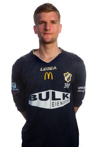 SAVNET: Tor Marius Gromstad ble sist sett tidlig l�rdag morgen. Siden det har ingen sett ham. Foto: Stab�k Fotball