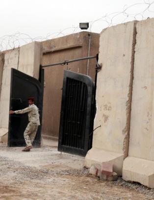 - Irakisk torturfengsel er fortsatt i bruk