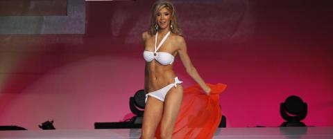 Miss Universe-dr�mmen sprakk for kj�nnsopererte Jenna