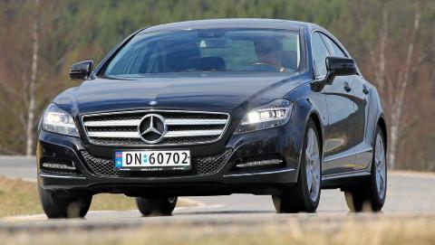 DYRT: Mercedes-Benz koster godt over en halv million kroner i snitt. Foto: Terje Bj�rnsen