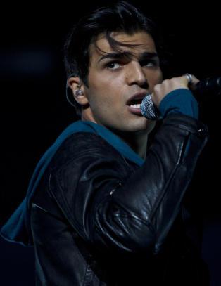 Tooji avlyser Eurovision-fest