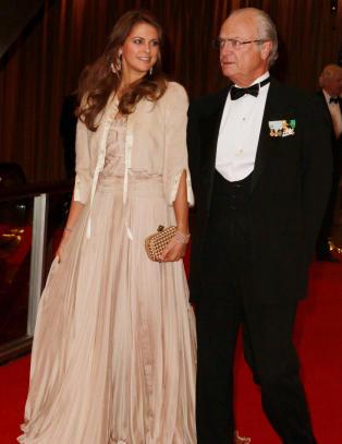Endelig smiler �pappas prinsesse� igjen