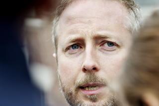 BEDT OM � GRIPE INN: Milj�vernminister B�rd Vegar Solhjell. Foto:Nina Hansen / Dagbladet