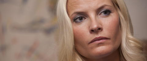 Skuffet over Mette-Marit