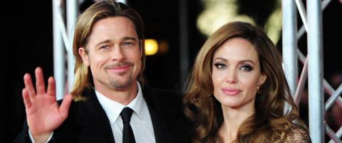 Brad Pitt svarer p� det �alle� lurer p�
